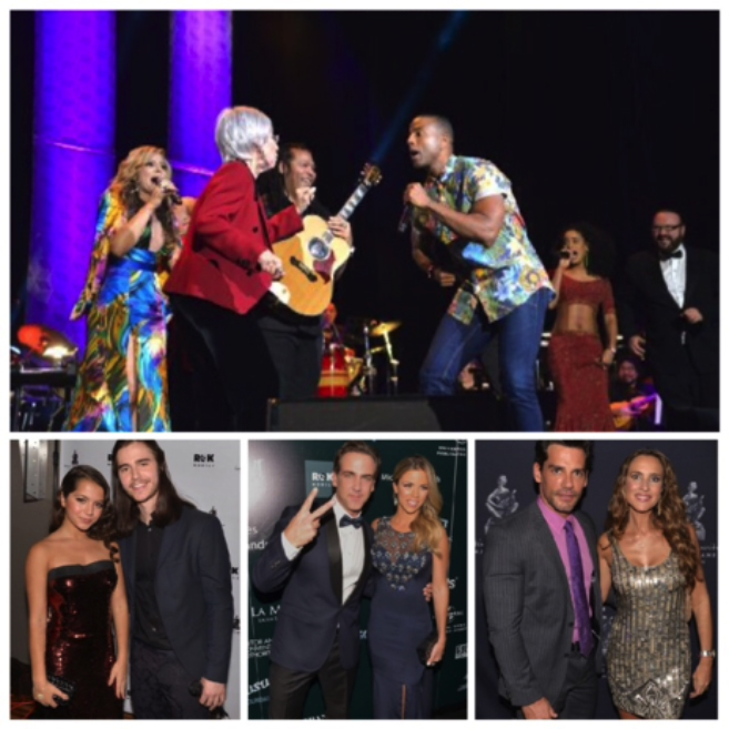 LA MUSA Awards Stars